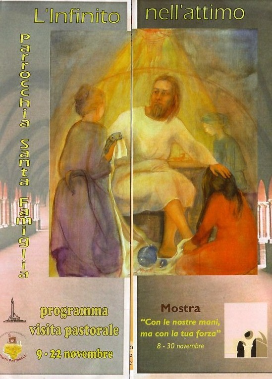 MANIFESTO PASTORALE per la chiesa della S.Famiglia Grosseto