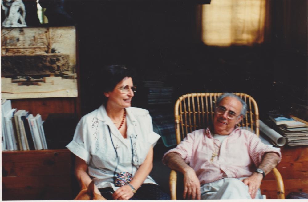 con Marcello Tommasi