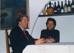 Giorgio di GENOVA a Villa Sugherella