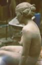 Eva . bronzo pronto per la patina. Fond. mariani Pietrasanta JPEG (30)