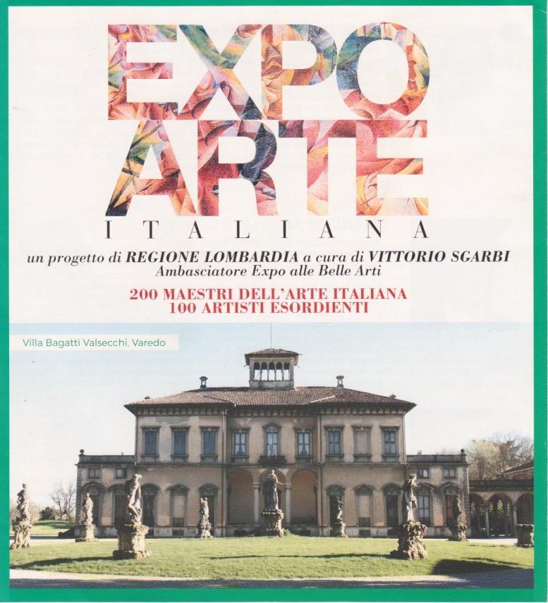 2016  Expo Arte Milano