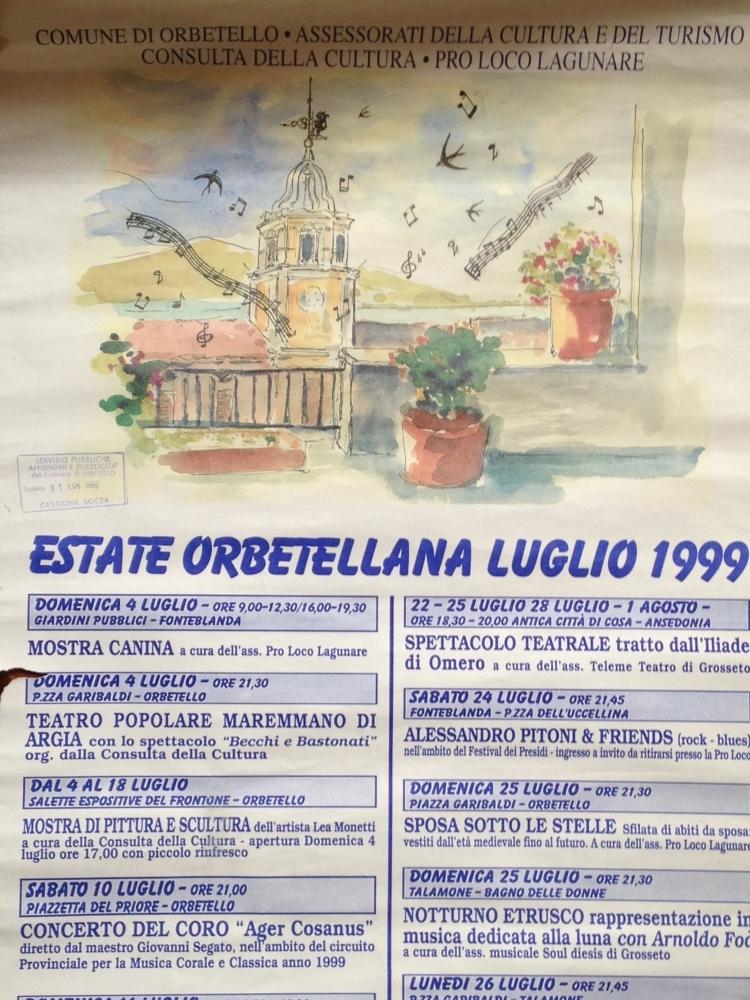 Estate Orbetellana
