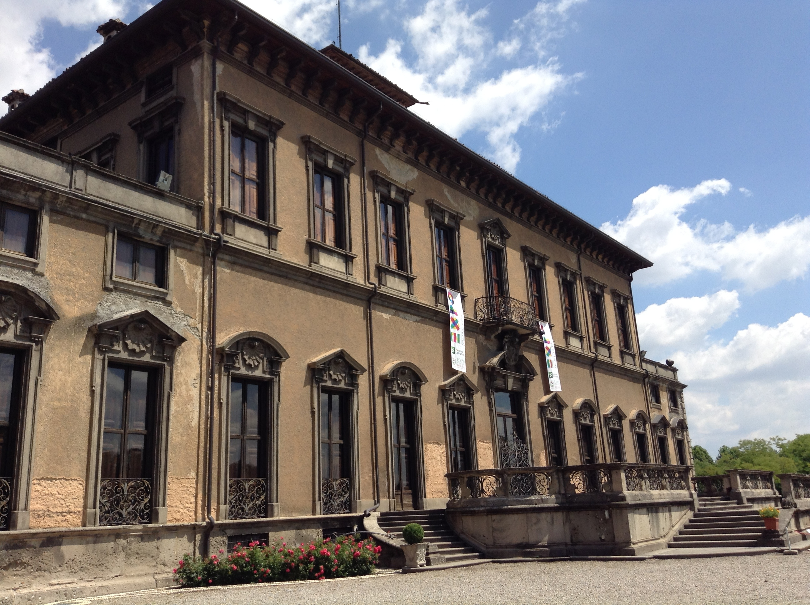 EXPO ARTE ITALIANA Villa Bagatti Valsecchi Varedo